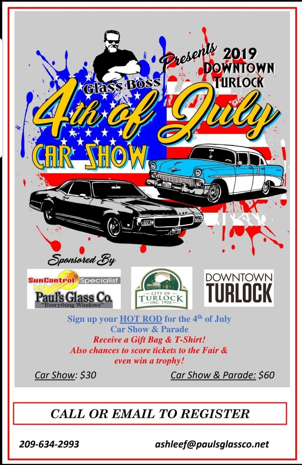 Turlock Christmas Parade 2019 Events — Downtown Turlock