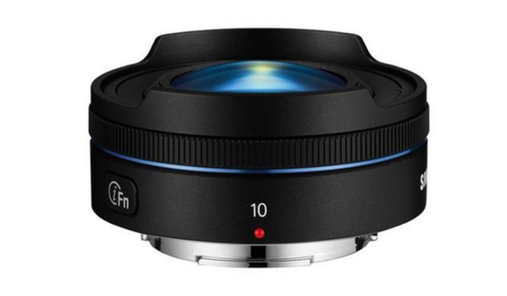 10mm lens