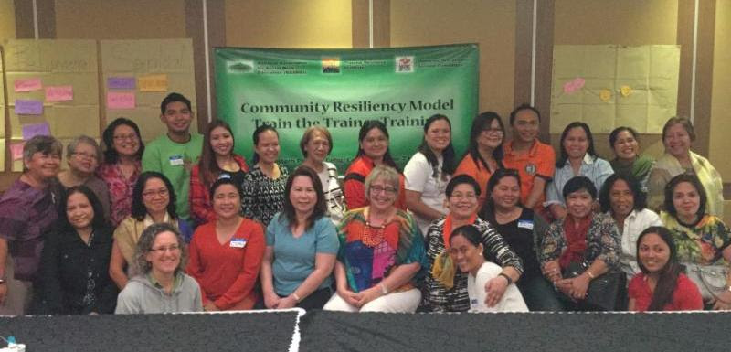 Members of the NASW of the Philippines