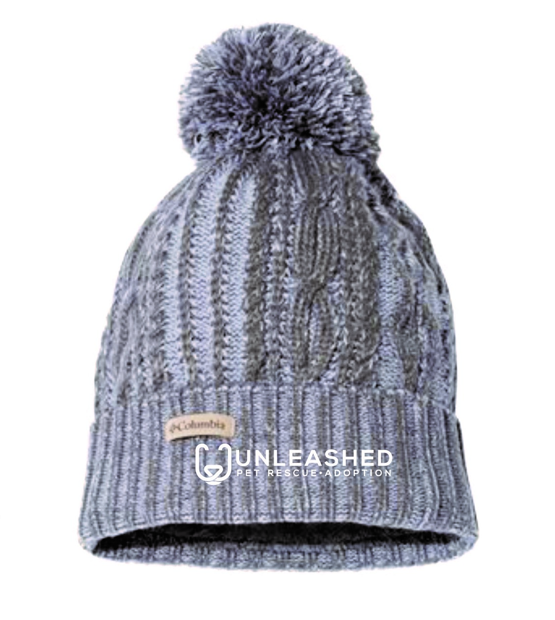 Unleashed Columbia Women s Stocking Cap — Unleashed Pet Rescue ... 6c9697581a3