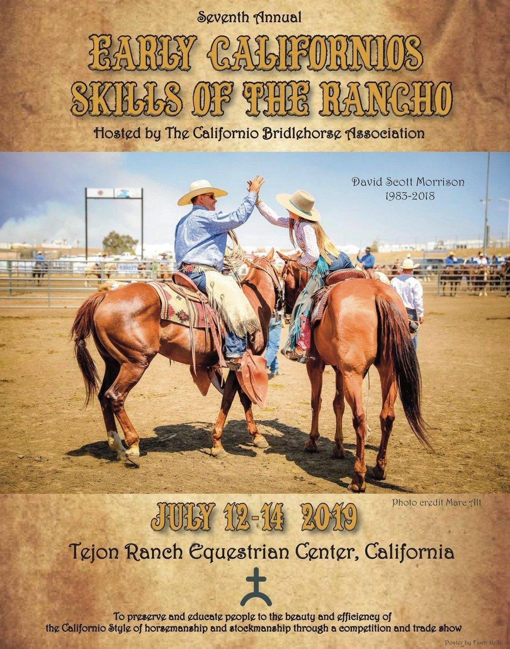Contact: Californio Bridle Horse Association