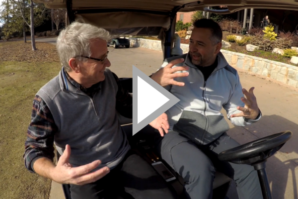 Hear from Bobby Scott and Billy Boughey, our auction emcee