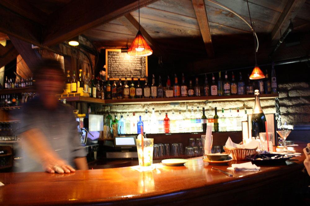 Big Sur's Nepenthe restaurant (Danielle La Rocco for AOL)