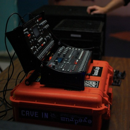 Atlanta Syth Club - Dedicated to all things synth of the software and hardware variety, drum machines, effects, sound design and electronic music in and around Atlanta and the Southeastern corridor. Occasional meetings, workshops and performances.