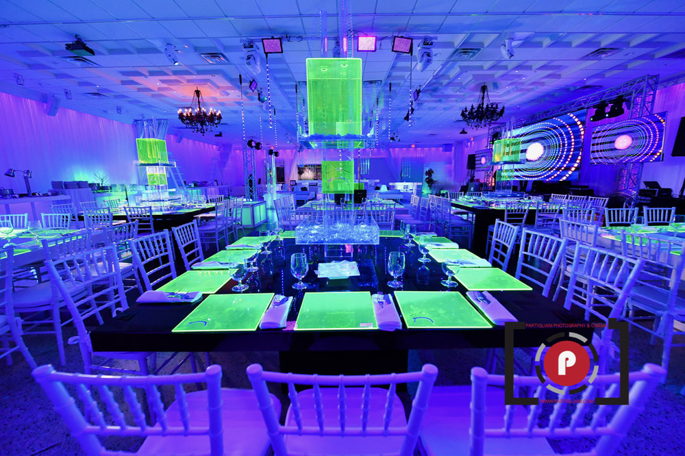 Lavan Event Venue Fort Lauderdale - Hollywood - Bar Mitzvah Decor