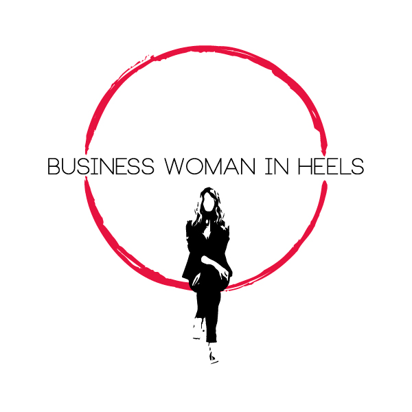 Business Woman in Heels
