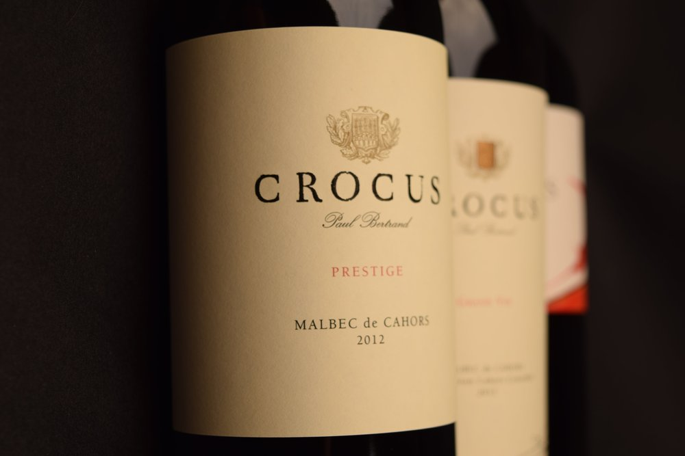 crocus wines beauty shot