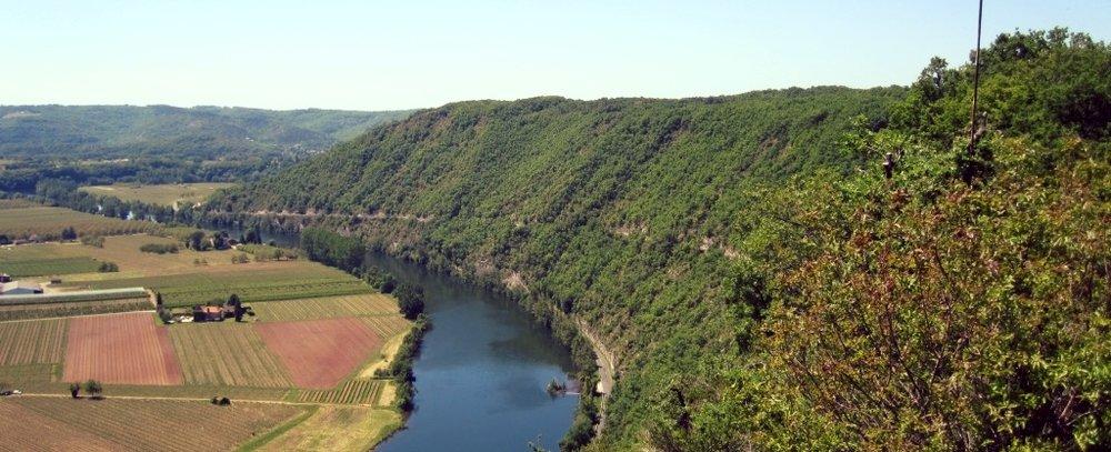 Cahors Terroir landscape