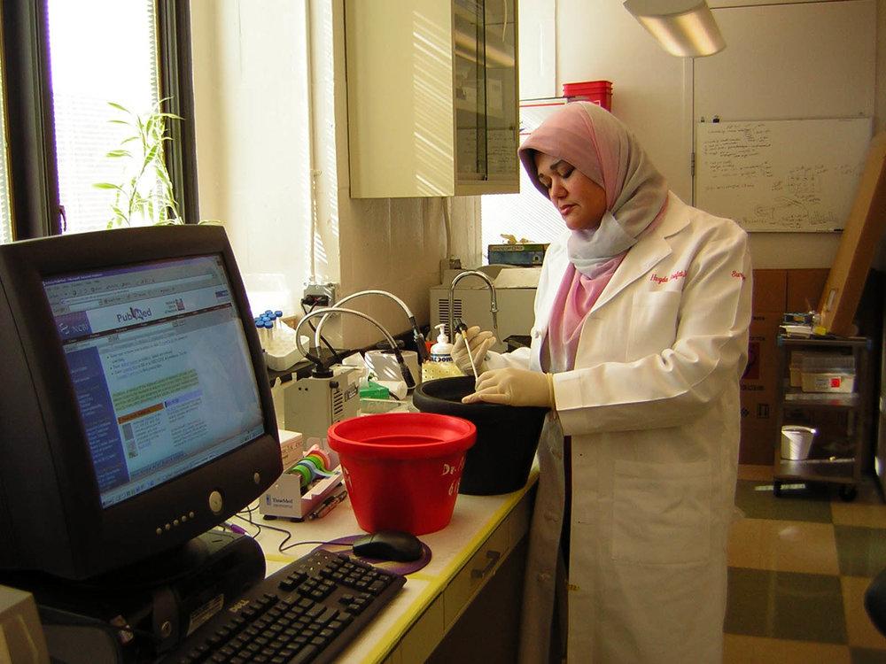 Dr. Hwyda Arafat