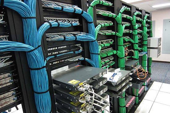Structured Cabling - Networks - Data - Fiber Optics
