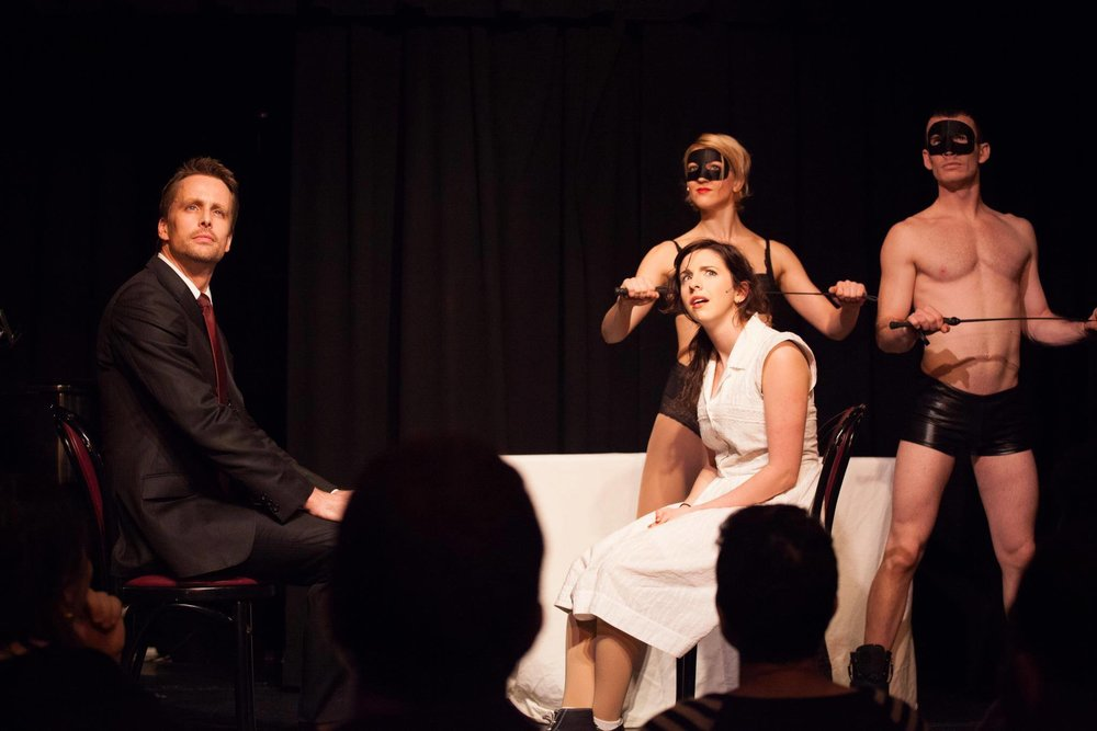 50 Shades of F*****d Up , Triad Theatre