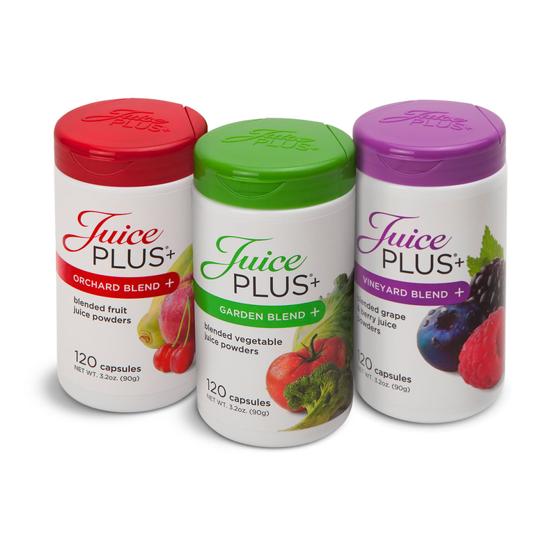 Juice Plus - Even at that time, a growing body of scientific evidence was already demonstrating the critical importance of eating more fruits and vegetables to a healthy diet and lifestyle.