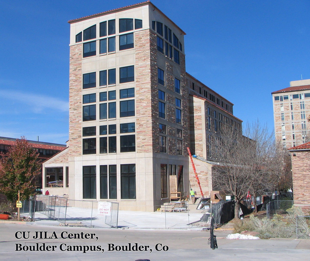 CU JILA Center, Boulder Campus