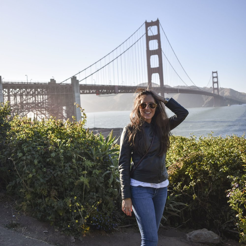 i finally made it to Golden Gate park after going over and under and all around the bridge the past few times i have been to San Francisco