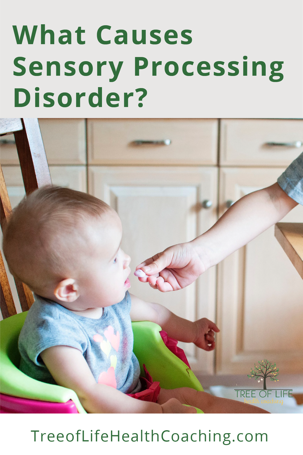 Do you have a picky eater?  It could be Sensory Processing Disorder.