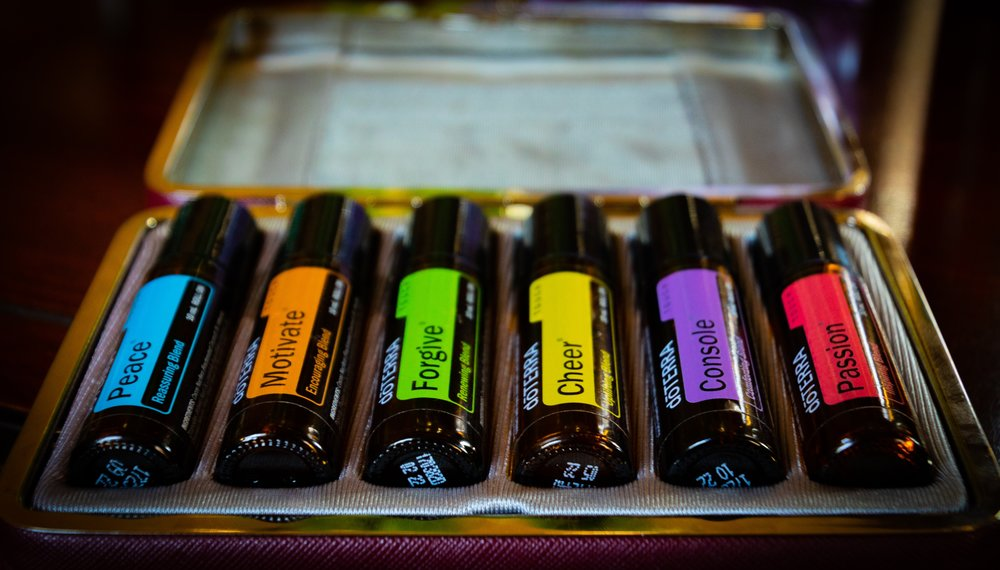 doTerra's Emotional Aromatherapy Collection