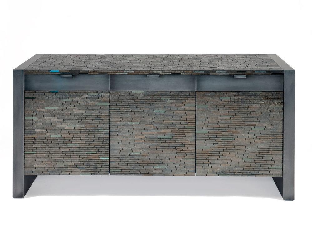 Jan Mosaic Cabinet