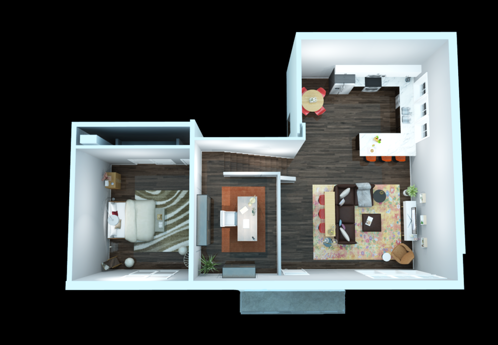 1210 S GILBERT ST UNIT B FLOOR PLAN.png