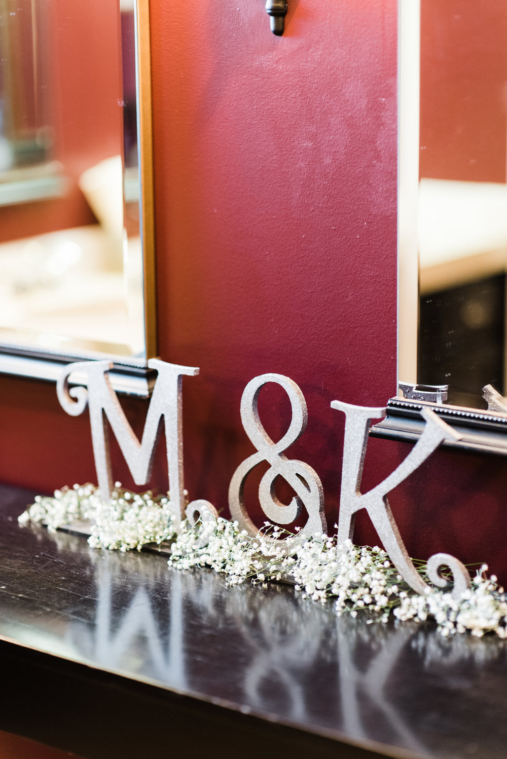 Congrats to Mr. and Mrs. Wilson! Photos courtest of LaYoung Photography