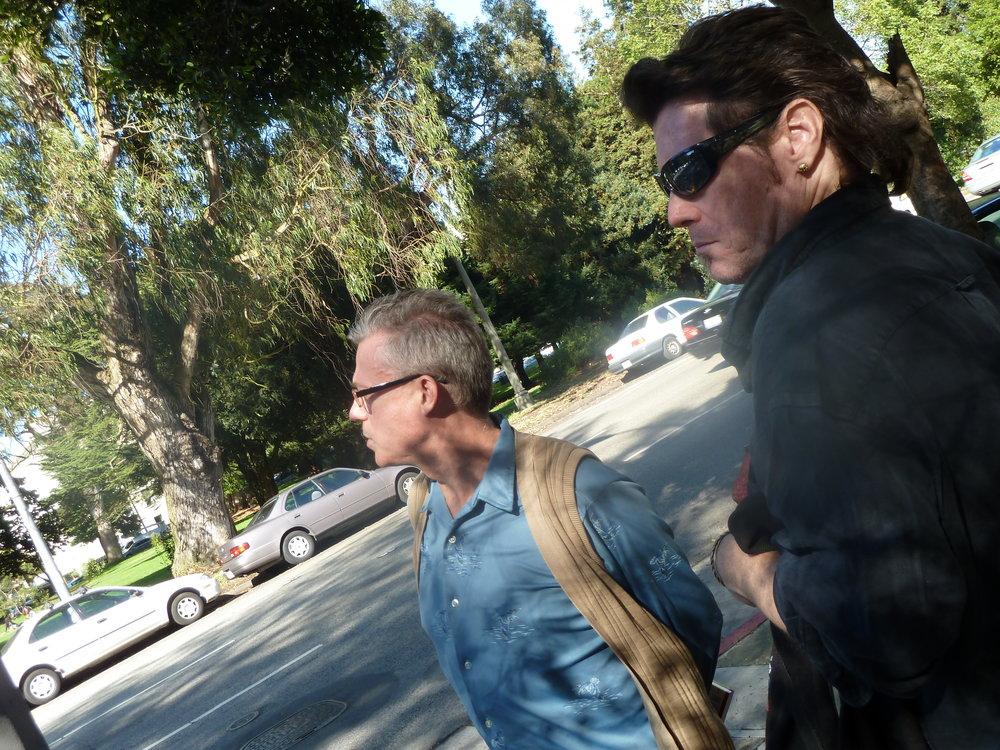 Brant Lyon and David Lawton, San  Francisco Oct 11