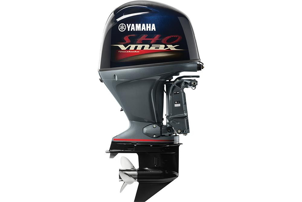 The 4 cylinder Yamaha V-Max SHO is 480 lbs and is popular on bass boats, could be used on performance boats but lacks solid mounts and a few other features.