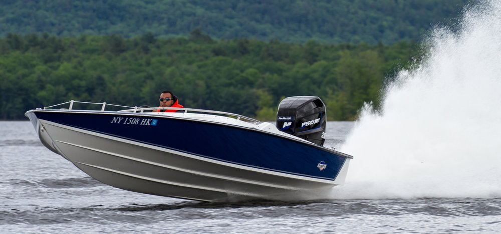 94 MPH with a Mercury Racing 300X