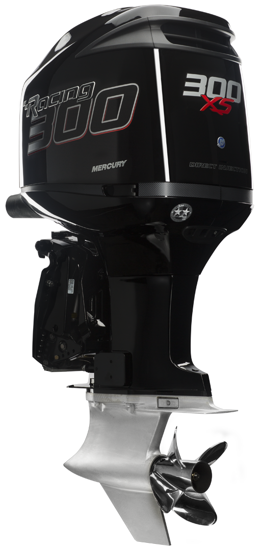 The 300 XS is one of the best power to weight performance outboard options for consumers, solid mounts and optional gearcases make it hard to beat for a variety of applications.
