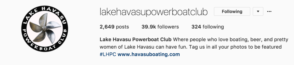Lake Havasu Powerboat Club