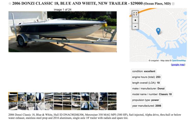 Classified classics wave to wave donzi 18 classic swarovskicordoba Image collections