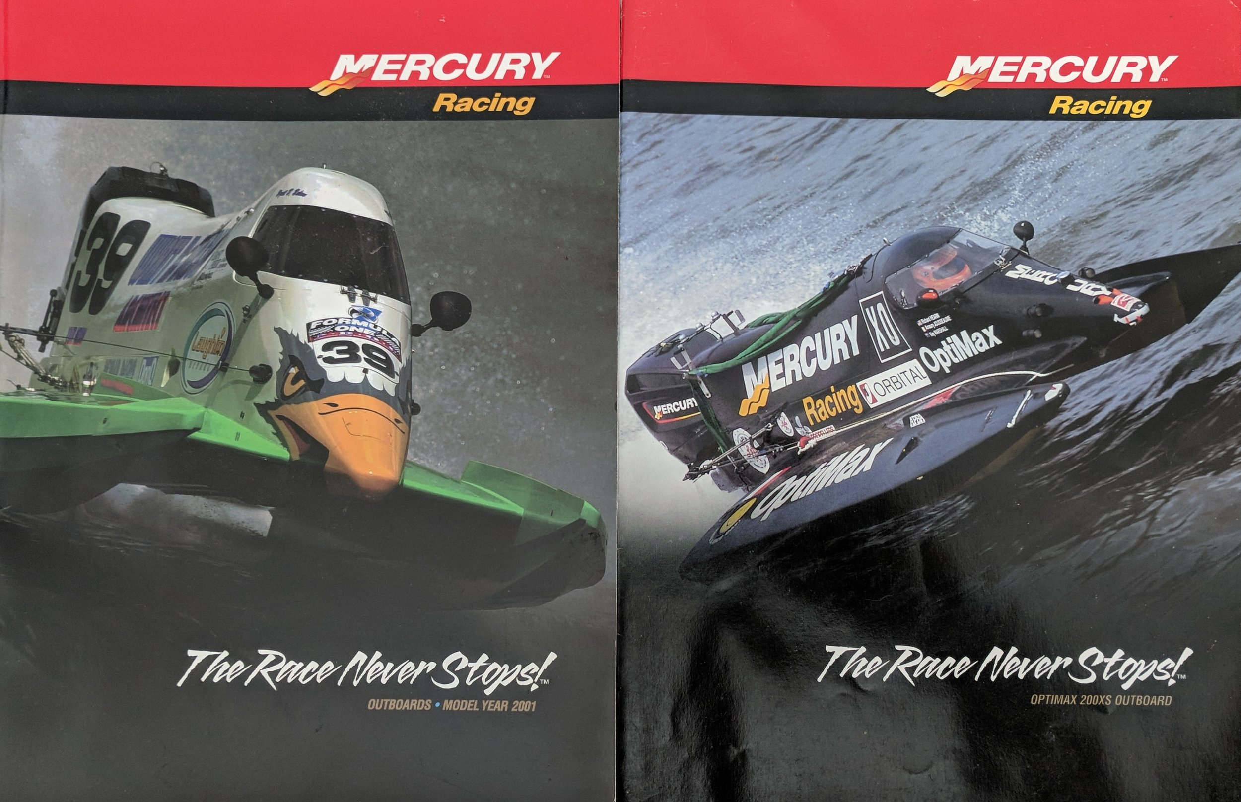 Outboards: Mercury Racing and the High Performance Opportunity — Wave To  Wave