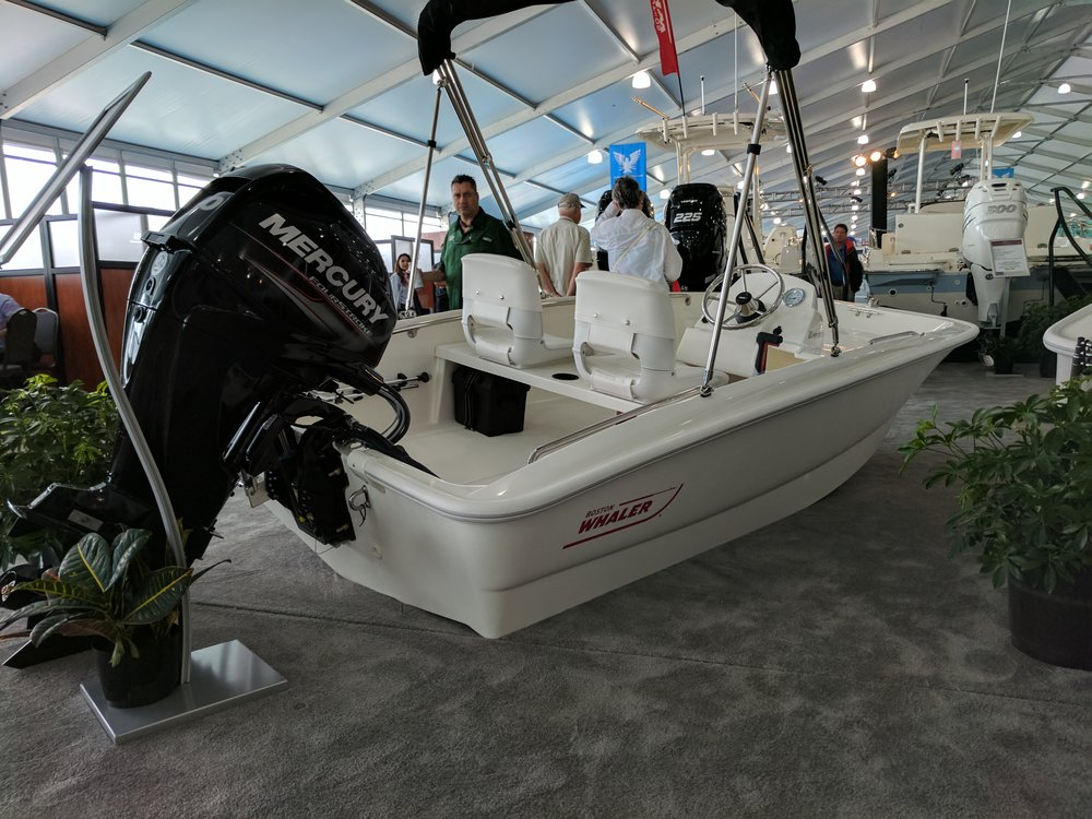 The Floor - It makes sense for engine manufacturers to make boats. The advantage is margin, dealer network and marketing.
