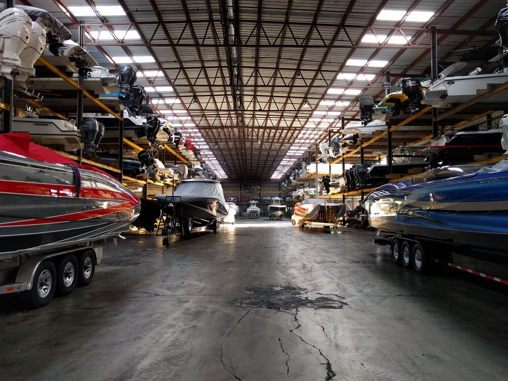 TNT Custom Marine is a beautiful full service marina, with custom rigging, sales, storage and repair. Started in Miami in 1984 by John and Mike.