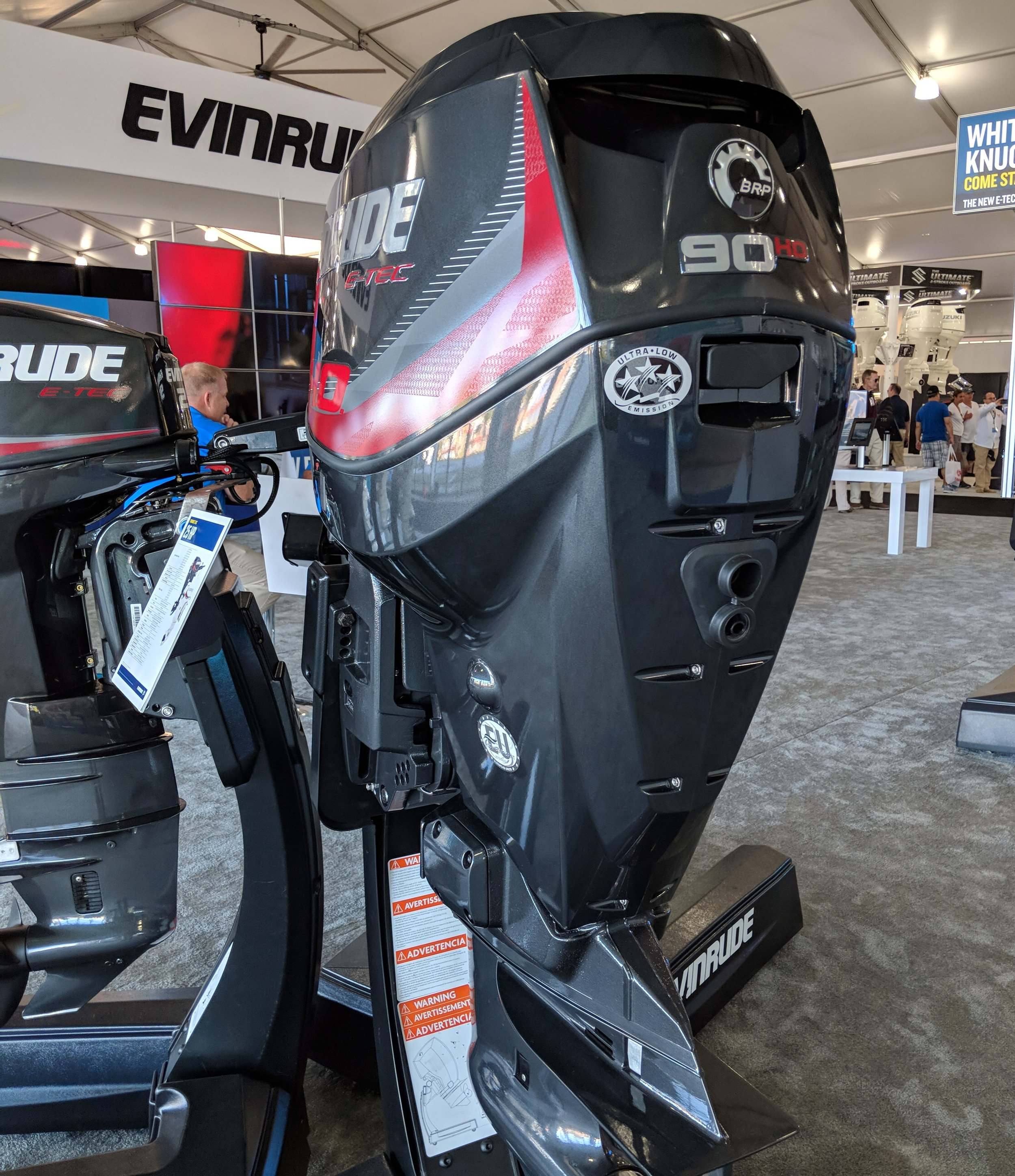 Midsize Outboard Engines: New Models, More Power — Wave To Wave