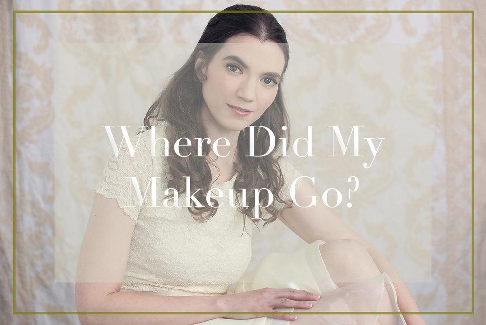 Portrait: Annissa L.| Makeup & Photography: Blanc Sketch Artistry