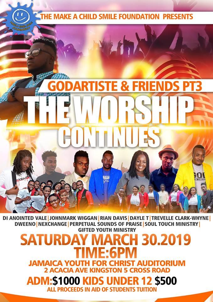 Godartiste & Friends Pt.3