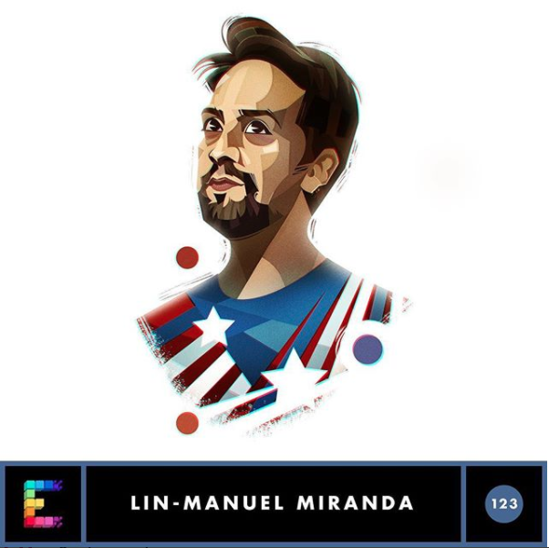 "Lin-Manuel talking about ""Almost Like Praying"" on Song Exploder"