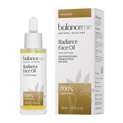balanceme radiance face oil - Now we're getting into the nighttime. When I turned 30 this year, I decided my once taut, luminous skin had died with my 20s (obviously it hasn't, but age can mess with a girl's head). My sister mentioned using a daily face oil, which made my sensitive skin's butthole clench up at first. Oil + sensitive skin (usually)= disaster. However, I researched until I found an appropriate face oil for fragile skin and promptly ordered this stuff. Y'all — it's fantastic. It's a bit harder to find since it's UK-based, but well worth the wait to get it shipped out. I've even got Ellen on it, which is unheard of because that woman does NOT get off the boat ever for any reason. I never thought my skin would fuck with oil, but as J. Bieber taught us a while ago: