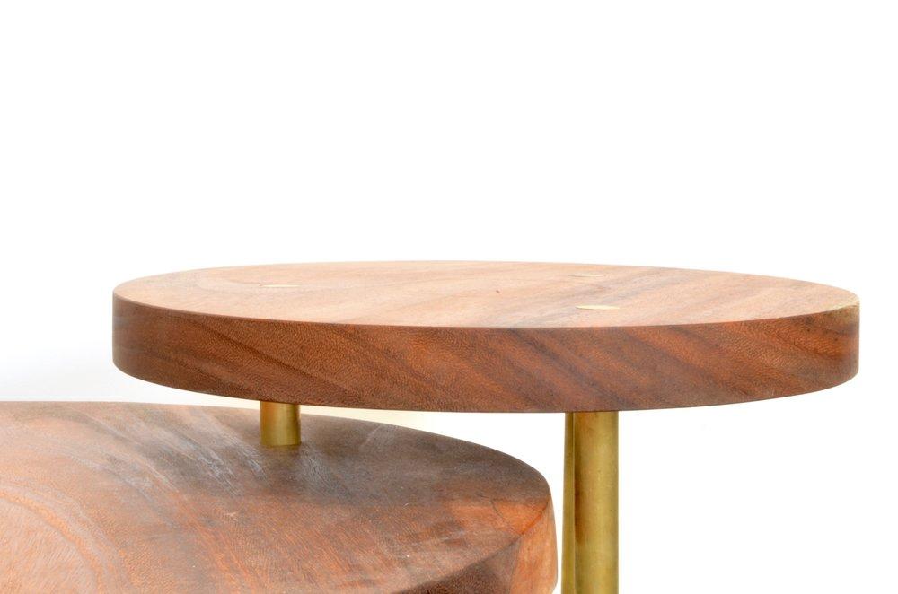 OZ SHOP Monkey Pod Coffee Table