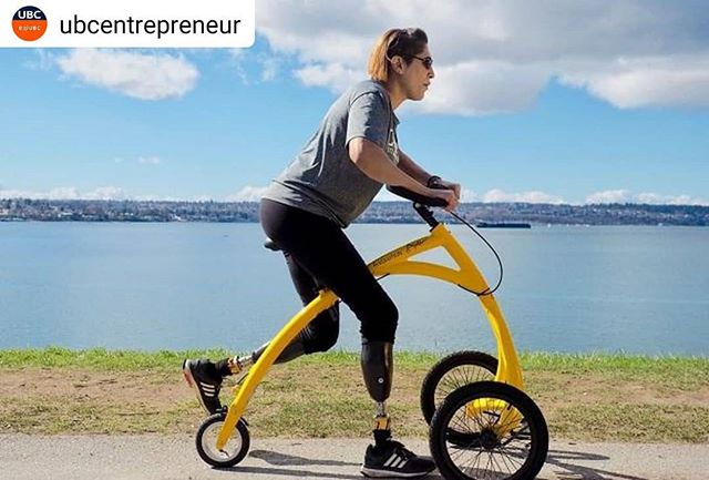 #Repost @ubcentrepreneur • • • • • Our Social Venture alumni Alinker is now available on Amazon! 🚴‍♀️Just in time for all your Christmas shopping. 🎁🎁 PS -- Have an idea for a social venture? We are taking applications until Nov 30! #entrepreneurials #SocialVenture #UBCentrepreneur #startuplife @ubcentrepreneur @TheAlinker http://qoo.ly/tfej6 ..... #helderventures #socent #impactventure #impactinvesting