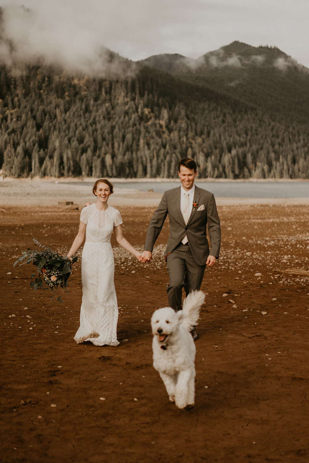 Wedding venue that allows pets in Seattle, Washington