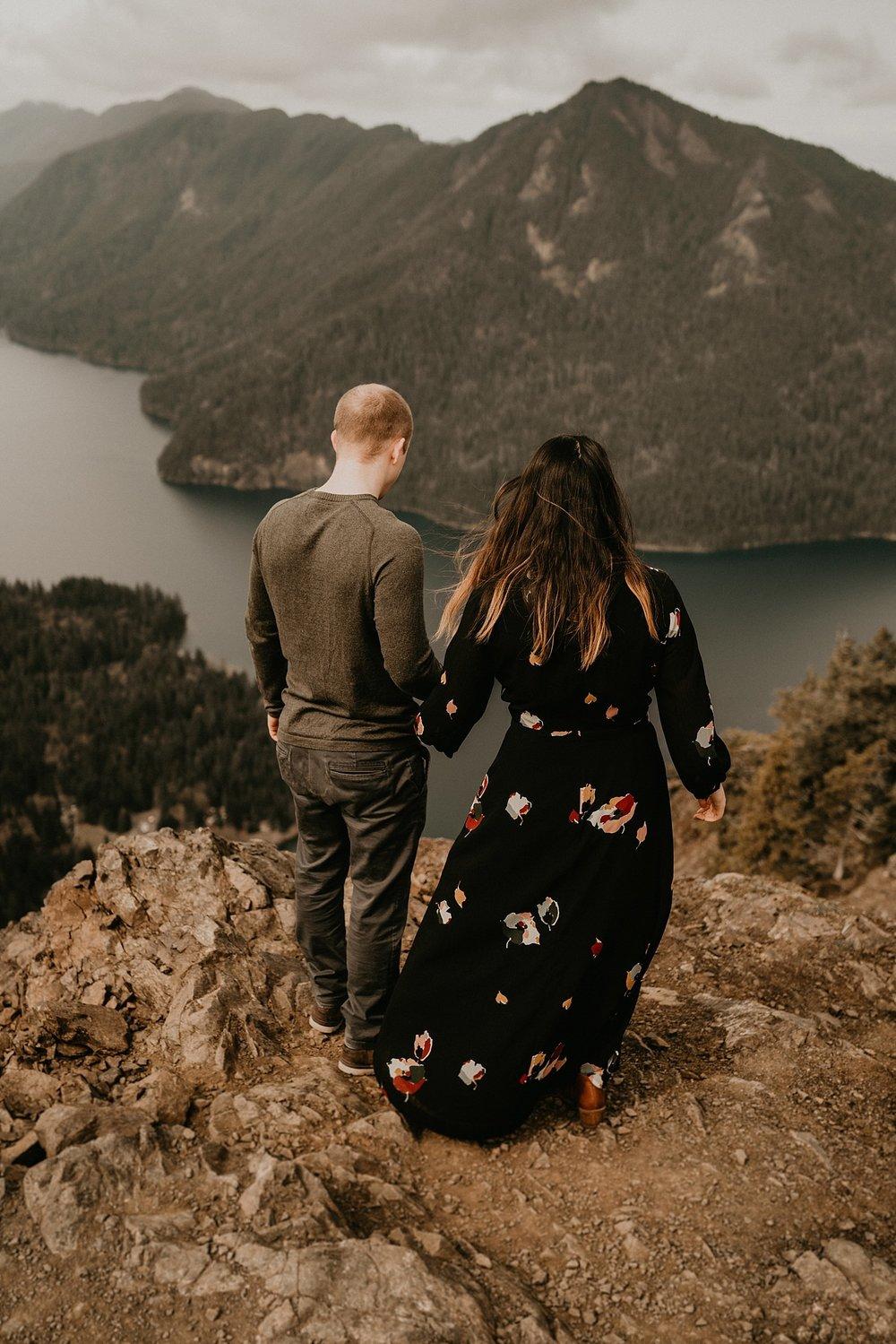 Lake-Crescent-Mount-Storm-King-Hiking-Adventure-Engagement-Seattle-Wedding-Photographer_0020.jpg