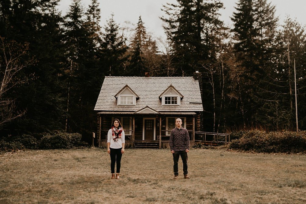 Storm King Ranger Station Engagement