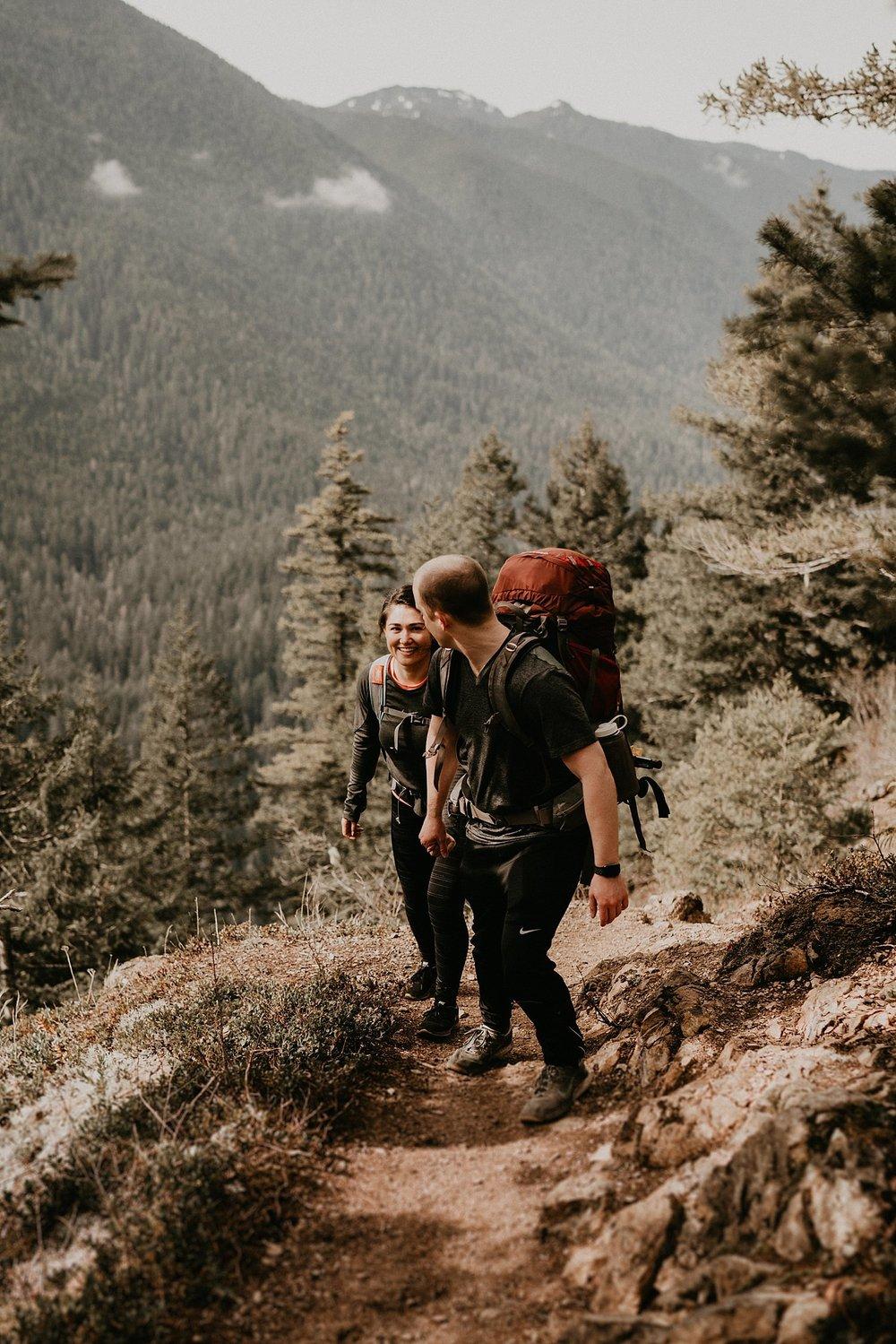 Lake-Crescent-Mount-Storm-King-Hiking-Adventure-Engagement-Seattle-Wedding-Photographer_0058.jpg