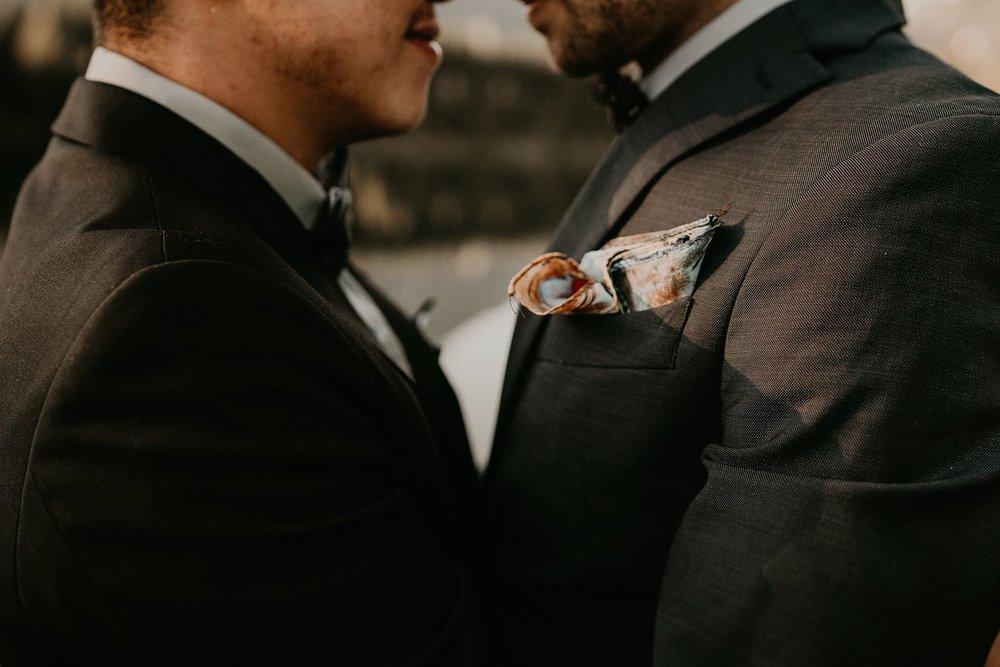 LGBT gay friendly elopement photographer