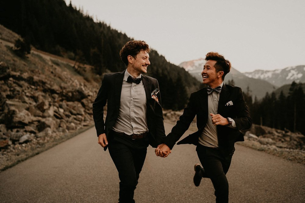 Snoqualmie Pass Engagement