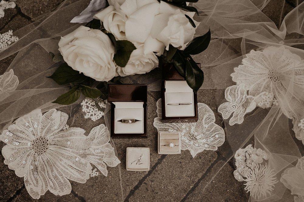 Detail photos for whistler elopement