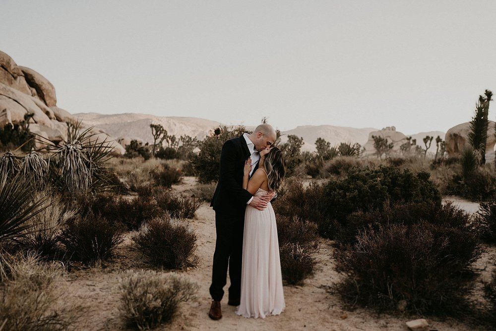 Fancy and stunning outfits for palm desert engagement and wedding photos
