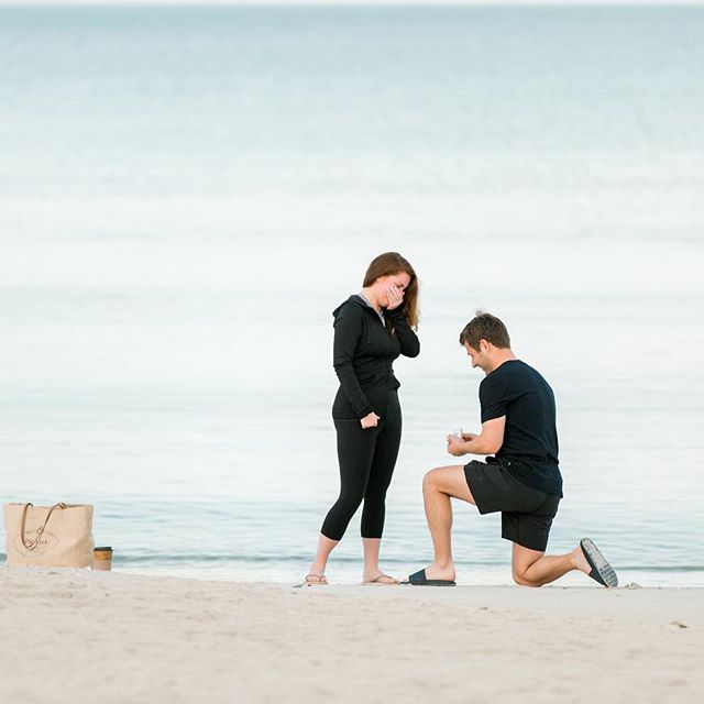 This sunrise Surprise Proposal last weekend was a dream.  So emotional and happy .. her face says it all! A special Thank You to the team at the Ritz-Carlton Resort for being so helpful. . . .. . . . .#destinationwedding #weddingphotographer #floridaweddingplanner #marthastewartweddings #destinationweddingphotographer #elegantweddings #ritzcarltonnaples #ritzcarltonwedding #weddingveil #canon #napleswedding #captivawedding #marcoisland #jwmarriottmarcoisland #chicagowedding #elopement #elopementphotographer #junebugweddings #engagedlife #surpriseproposal