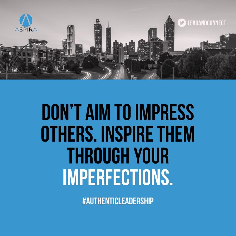 Inspire Others Through Your Imperfections