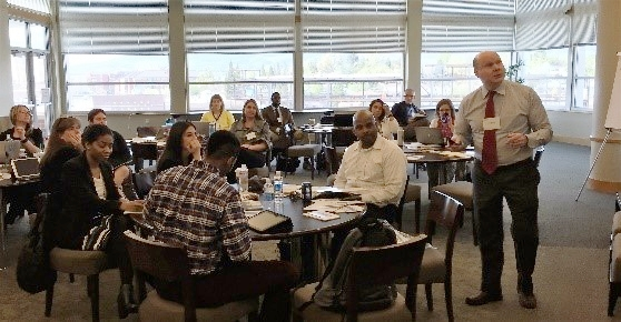 Developed and delivered the training of trainers to the School-Justice Partnership technical assistance (TA) providers supporting communities around the U.S.
